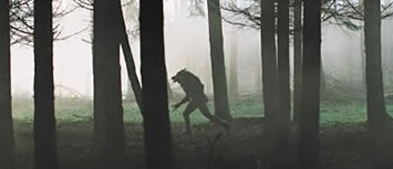This image from the werewolf movie 'Dog Soldiers' and the copyright is owned by those who own the copyright to the film.
